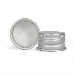 20/410 Aluminum Cap with Liner