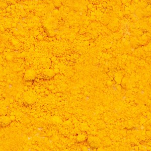 Bath Bomb Yellow Powder
