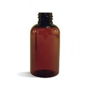 Boston Amber Bottle, 4 oz - 20/410