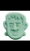 Frankenstein Face Soap Mold (Milky Way)