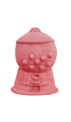 Gumball Machine Soap Mold (Milky Way)