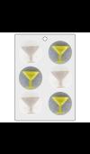 Martini Small Round Mold