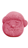 Santa Face Soap Mold (Milky Way)