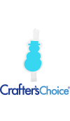 Crafters Choice™ Snowman Column Silicone Soap Mold 2033