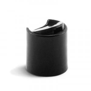 20/410 Cap, Black Smooth Disc