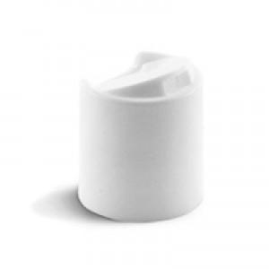 20/410 Cap, White Smooth Disc