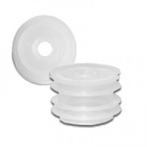 20/410 Orifice Reducer, Natural Plastic