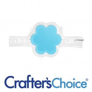 "Crafters Choice™ Daisy 1.5"" Column Silicone Soap Mold 2002"