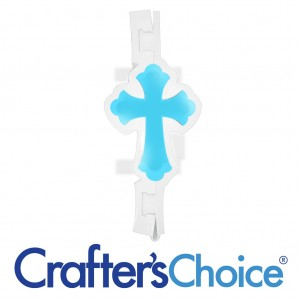 Crafters Choice™ Cross Column Soap Mold 2015