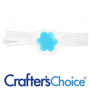 Crafters Choice™ Daisy Mini Column Silicone Soap Mold 2017