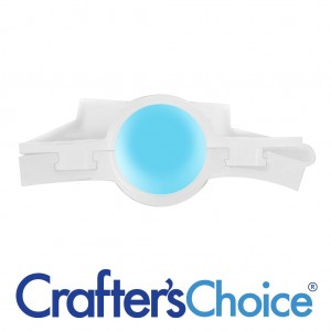 Crafters Choice™ Circle Small Column Silicone Soap Mold 2023