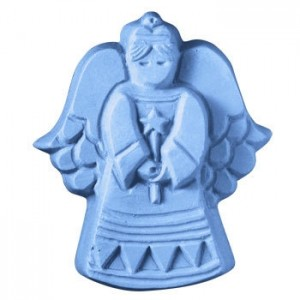 Angel 2 Soap Mold (Milky Way)