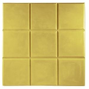 Basic Square Tray Mold (Milky Way)