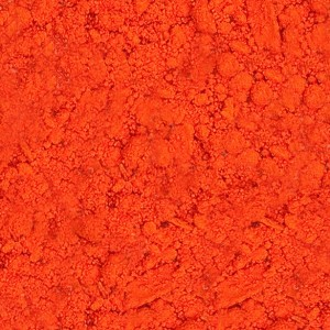 Bath Bomb Orange Powder