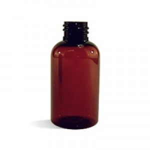 Boston Amber Bottle, 2 oz - 20/410