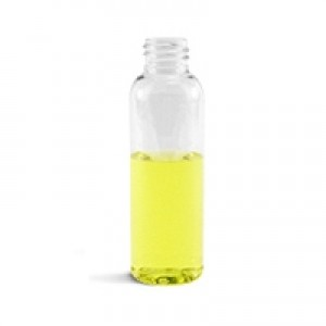 Bullet Clear Bottle, 1 oz (30 mL) - 20/410