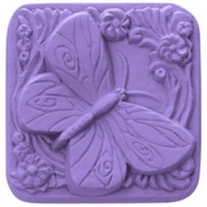 Butterfly Soap Mold (Milky Way)