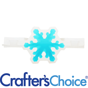 Crafters Choice™ Snowflake Column Silicone Soap Mold 2031
