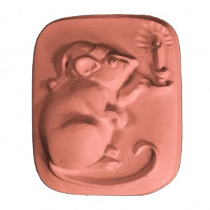 Christmas Mouse Soap Mold (Milky Way)