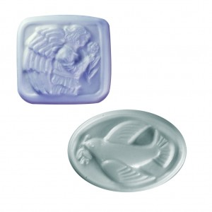 Christmas Wings Soap Mold (Milky Way)