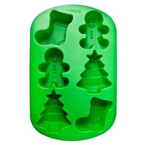 Wilton™ Christmas Assorted Silicone Mold