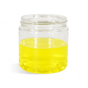 Clear, Basic Plastic Jar - 4oz (58/400)