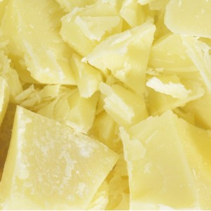 Organic Cocoa Butter - Natural