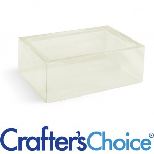 Crafters Choice™ Basic Clear MP Soap Base