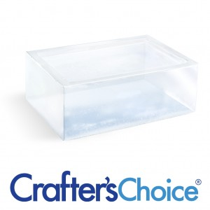 Crafters Choice™ Pro Base Clear MP Soap Base