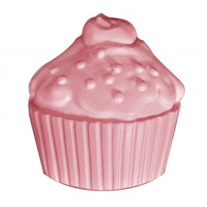 Cupcake Soap Mold (Milky Way)