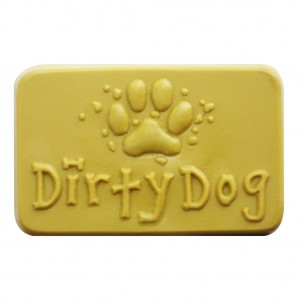 Dirty Dog Soap Mold (Milky Way)