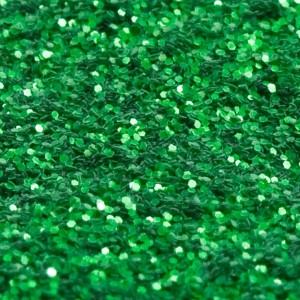 Green, Emerald Glitter
