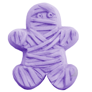 Gingerbread Mummy Soap Mold (Milky Way)