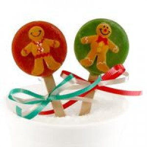 Gingerbread Man Soap Making Kit