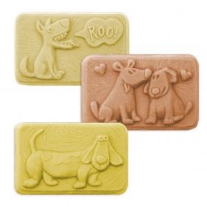 Good Dogs 2 Soap Mold (Milky Way)