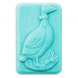 Goose Soap Mold (Milky Way)