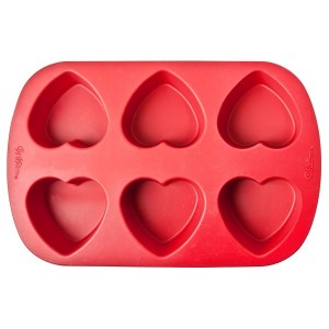 Heart Mold, Silicone
