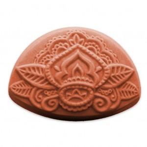 Henna Oval Soap Mold (Milky Way)
