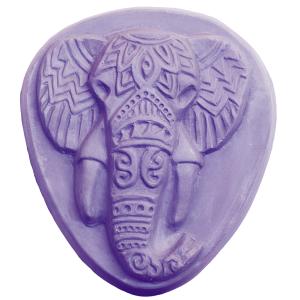 Milky Way™ Henna Elephant Soap Mold