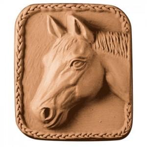 Horse Head Soap Mold (Milky Way)