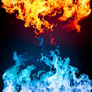 Ice & Fire Fragrance Oil
