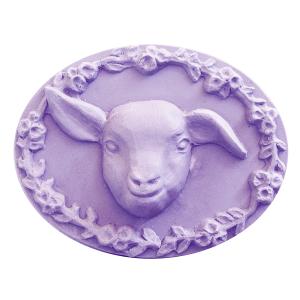 Kid Goat Face Soap Mold (Milky Way)