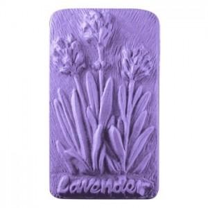 Lavender Bar Soap Mold (Milky Way)