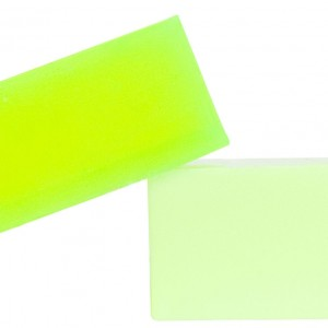 Stained Glass Lemon Lime Liquid Dye