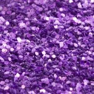 Purple, Lilac Glitter