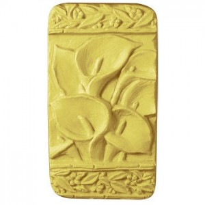Lily Soap Mold (Milky Way)