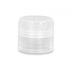 Lip Tube Round Cap, Natural