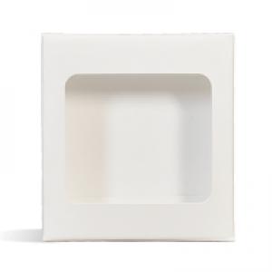 Lip Tube Box (Holds 4 Tubes) - WHITE