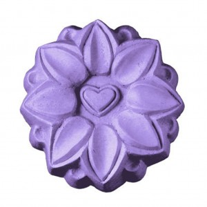Lotus Soap Mold (Milky Way)