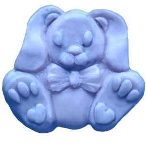 Love Bunny Soap Mold (Milky Way)